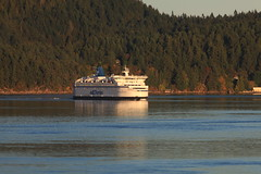 BC Ferries, Vancouver - Victoria, BC. Canada (GO®D WEISFLO©K) Tags: bcferries vancouvervictoria bccanada gordweisflock weisflock pacificocean water boat spirit vancouver island