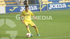 Villarreal CF B 3-2 SD Formentera (15/10/2017), Jorge Sastriques