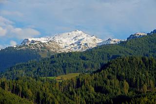 Paysage du Tyrol (Autriche)