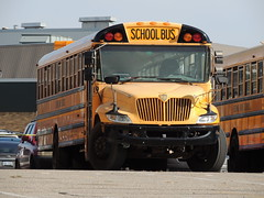Belding Area Schools (Nedlit983) Tags: school bus ic ce air foil