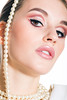 Caterina (ross-makeup) Tags: model modella girl ragazza beauty bellezza portrait ritratto makeup trucco viso face occhi eyes lips labbra rossetto lipstick gloss lipgloss ciglia cigliafinte lashes eyelashes fakeeyelashes ombretto eyeshadow mascara perle perla pearls