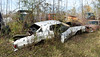 quickage-DSC_0215-DSC_0216 v2 (collations) Tags: ontario mcleansautowreckers autowreckers wreckers automobiles autos abandoned rockwood derelict junkyards autograveyards carcemeteries