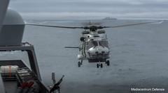 Marine oefening FOST  Zr.Ms. Evertsen (Beeld bij Defensie) Tags: fost gbw oorlogsvoering training zrmsevertsen engeland plymouth warfare marine bemanning