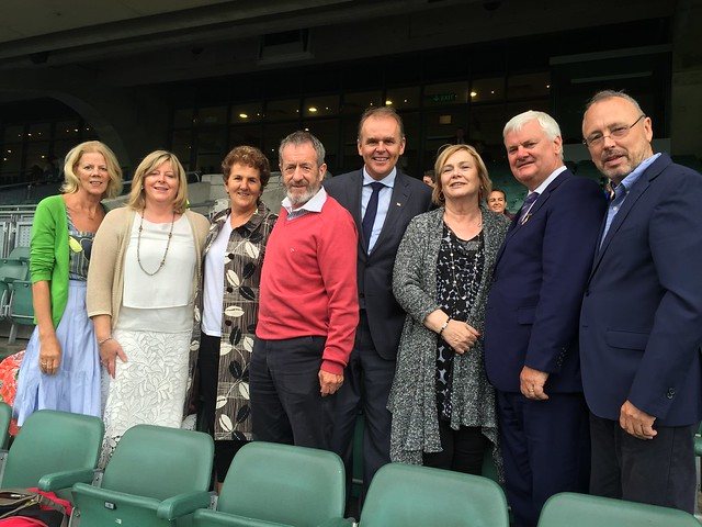 World Games, Croke Park, August 2016