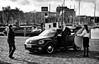 - the model - (-wendenlook-) Tags: sw bw monochrome street streetphotography model rostock olympus omd em5ii panasonic 123528 70mm 1400 f71 iso200