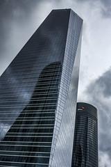 Cuatro Torres Business AreaIMG_5403_PS (Inclitus) Tags: madrid normanfoster cuatrotorresbusinessarea rascacielos arquitectura
