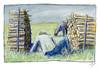 Wolfram Zimmer: Timber - Holz (ein_quadratmeter) Tags: wolframzimmer bilder kunst malerei gemälde wolfram zimmer konzeptkunst objektkunst mein freiburg burg birkenhof kirchzarten ausstellung ausstellungen exhibition exhibitions zeichnung zeichnungen bleistift wasserfarben acryl farbstifte landschaft bäume stimmungen ausdruck drawing drawings pencil watercolors acrylic colored pencils landscape trees wald moods expression schwarzwald black forest holz wood timber