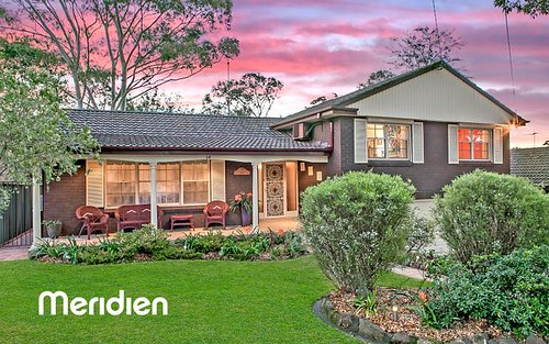 14 Wiseman Rd, Castle Hill NSW 2154