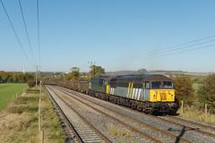 GCR 56301, 56303. (scud153) Tags: type5 brushtype5 coco grid class56 56301 56303 dcr devoncornwallrailway 6z17 foxtonexchangesidings cambridgeshire uk