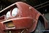Fiat 124 Sport Coupé 1974_DSC1084 (reinhard_srb) Tags: ungarn dorf scheune lost place auto wrack rot rost schmutz spinnnweben reifen felge erde sackkarre stadel holz motor oldtimer fiat 124 sport coupé 1974 blinker scheinwerfer abandoned
