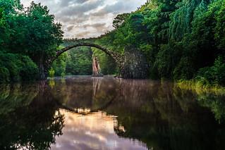 Rakotzbrücke Kromlau Germany