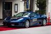 F430 (Hunter J. G. Frim Photography) Tags: supercar car week 2017 carweek carmel monterey ferrari f430 spider convertible blue tdf tour de france blu v8 italian ferrarif430 ferrarif430spider tourdefranceblue blutourdefrance