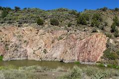 100317-14, Looks Like Bleeding Rocks (skw9413) Tags: newmexico scenery riogranderiver