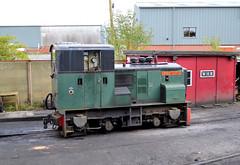 Upnor Castle (R~P~M) Tags: rain railway diesel locomotive dinas welshhighlandrailway narrowgauge gwynedd wales cymru uk unitedkingdom greatbritain hibberd planet