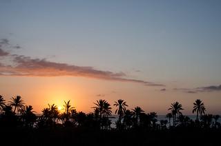 Today's beautiful sunrise