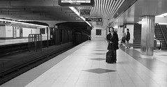 Waiting (jeffcbowen) Tags: toronto ttc subway