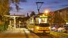 Strausberger Eisenbahn 22 - S-Bahnhof Strausberg - 13102017 (@KevinMan) Tags: strausberger eisenbahn strausberg strassenbahn strasenbahn tram tatra kt8d5 kt8d5rn2s blauwe uur blaue stunde duitsland germany deutschland avondfotografie trams lustgarten sbahnhof bahnhof sbahn berlin brandenburg vbb verkehrsverbund berlinbrandenburg