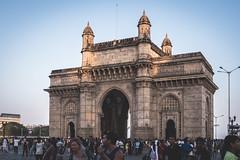 Mumbai - Bombay - Gates of India-9