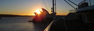 IMG_2536 Sunrise Over The Opera House. (2)