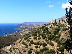 Vatheia on Mani, Peloponnese (etriznova) Tags: mani tower peloponnese greece laconia