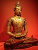 The Buddha Amitayus, the Buddha of Infinite Life Qing dynasty reign of the Qianlong emperor 1736-1795 CE Lacquered and gilt wood (mharrsch) Tags: buddha buddhist deity religion worship figurine sculpture statue asianartmuseum sanfrancisco california mharrsch 18thcenturyce