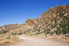Rawnsley Quartzite Formation (oz_lightning) Tags: australia brachinagorge canon6d canonef1635mmf4lis flindersranges flindersrangesnp sa geology landscape nature sedimentary flindersrangesnationalpark southaustralia aus