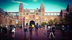 Rijksmuseum (vmribeiro.net) Tags: amesterdão holanda rijksmuseum amsterdam holland netherlands museum sony z1 sonyz1