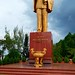 A monument of the hero of Vietnam, Can Tho, Vietnam