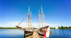 Summer 2017: Tall ship races (KariFinland) Tags: 5dmk2 sigma 1224mm tall ship races boats kotka finland
