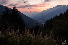 (Andrea Moraschetti Photography) Tags: ngc sunset color landscape view vallecamonica pontedilegno sky clouds italy italian place