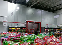 New frozen foods cooler open to the public (l_dawg2000) Tags: 2017remodel apparel café desotocounty electronics food gasstation meats mississippi ms pharmacy photocenter remodel samsclub southaven tires walmart wholesaleclub unitedstates usa