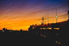 (taheryasir) Tags: sunset industry nopeople silhouette sky freighttransportation outdoors city water day tokyostreetphotography theweekoneyeem eyeemnewhere urbanskyline firsteyeemphoto minimalobsession citylife sunsetsilhouettes sunrisesunsetsaroundworld sunrisecollection sunsetandclouds sunsetcaptures sunsetlovers sunsetlover