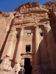 Petra - Urn Tomb