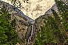 Yosemite Waterfall (Massimos Fotografie) Tags: nikon d810 tamron 1530mm nature yosemite ultrawideangle wideangle california national park massimos fotografie trip travel vacation adobe lightroom aurora hdr 2018 clouds dramatic