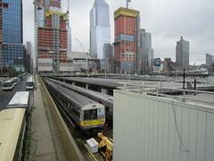 IMG_0975 (Sweet One) Tags: highline nyc newyorkcity usa mta lirr longislandrailroad trains yard