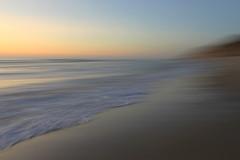 Seashore (Liddy5) Tags: waves oean beach seashore seascape icm sunrise capecod newcombhollow sea