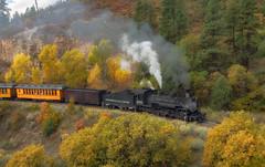 Durango & Silverton Narrow Gauge Railroad (snowpeak) Tags: steamengine railroad locomotive durangosilvertonnarrowgaugerailroad