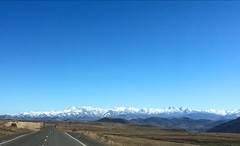 North-South Highway (Alexanyan) Tags: syunik marz region armenia հայաստան սյունիկ winter snowy mountains armenian landscape way highway armenie hayasdan