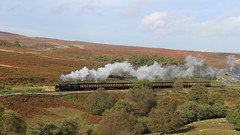 Nearly there (Duck 1966) Tags: schools southernrailway 926 nymr moorgates autumn steam train