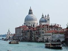 Dorsoduro seen from Ponte dell'Accademia, Venice