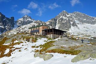 Téryho chata   Edmund Tery's Cottage   Tatry Highlands   Slovakia