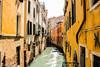 Lungo i canali di Venezia (paolotrapella) Tags: canali venezia veneto italia citta arte storia edifici canon colori