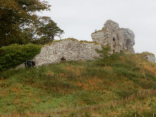 Skelbo Castle Ruins
