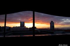 Sunset MAR (Carlos Amorim (Camorim10)) Tags: sunset pôrdosol pôr do sol entardecer museu mar praça mauá boulevard olímpico centro rio de janeiro