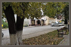Botosani old city center (T.S.Photo (Teodor Sirbu)) Tags: czj flektogon 20mm botosani architecture architektur oldtown romania