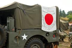 DSC_6163 (Mark Morello) Tags: collingsfoundation hudsonma battlefortheairfield encampment reenactment wwii worldwar2 german american british russian at6 pt17 texan stearman tanks german88 battle hudson massachusetts usa