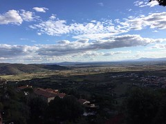 A wonderful day in #Cortona 😍 one of the best place in #Tuscany 👍 #like #follow #italy #bestplace #travel #discover #borghetto #enjoy #landscape #nature #sky #clouds (borghettob) Tags: cortona tuscany like follow italy bestplace travel discover borghetto enjoy landscape nature sky clouds