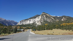 October 8, 2017 - Chalk Cliffs near Mt. Princeton  (David Canfield)