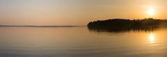 Sunset - Pyhäjärvi