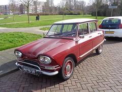 1969 Citroën Ami 6 Berline (Skitmeister) Tags: skitmeister carspot nederland netherlands holland car auto pkw voiture 2017 ah9839